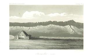 Image taken from page 59 of 'Voyage en Islande et au Groënland, exécuté pendant les années 1835 et 1836 sur la Corvette La Recherche ... dans le but de découvrir les traces de La Lilloise. Publié ... sous la direction de M. P. G. (Histoire du v