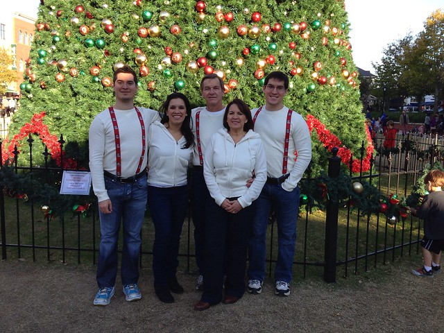 2013 Knoedl Family Christmas Card