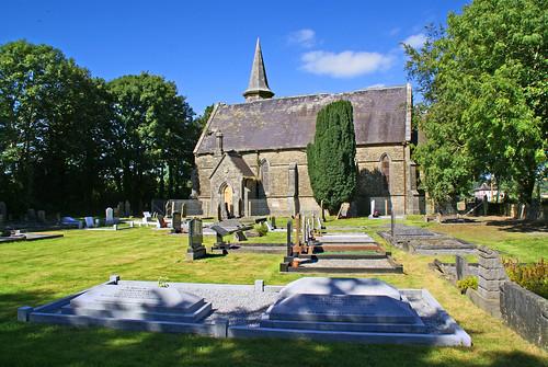 St Paul's Church, Ballymoney Parish, Ballineen, County Cork (1849)
