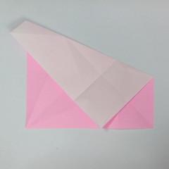 สอนการพับกระดาษเป็นลูกสุนัขชเนาเซอร์ (Origami Schnauzer Puppy) 013