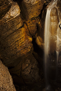 Niagara Cave   by Bruce Guenter