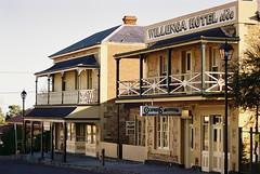 Willunga Hotel, 1985