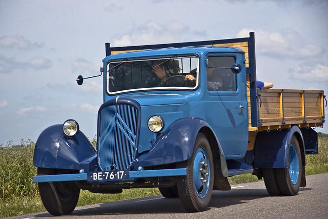 Citroën 23RU 1953 (8687)