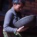 Kathmandu Nepal Nepalese Pottery Maker Feb 1990 466ok