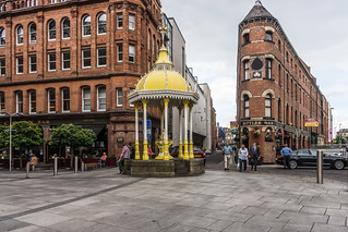 Jaffe Fountain - Victoria Square In Belfast | by infomatique