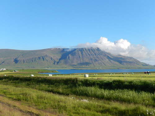 IJsland - Snaefellsnes - onderweg naar Reykjavik