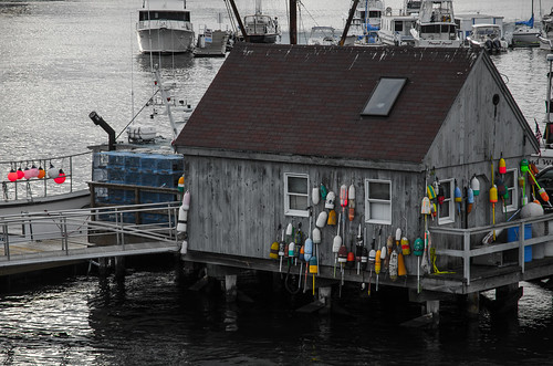 travel usa island nikon maine nikkor atlanticcoast fishingshack piscataquariver badgersisland d7000 1685mmf3556gvr