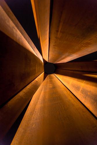 art sergio night nikon arte richard inside serra dentro doha qatar richardserra d610 romiti sergioromiti nikond610 infinitexposure