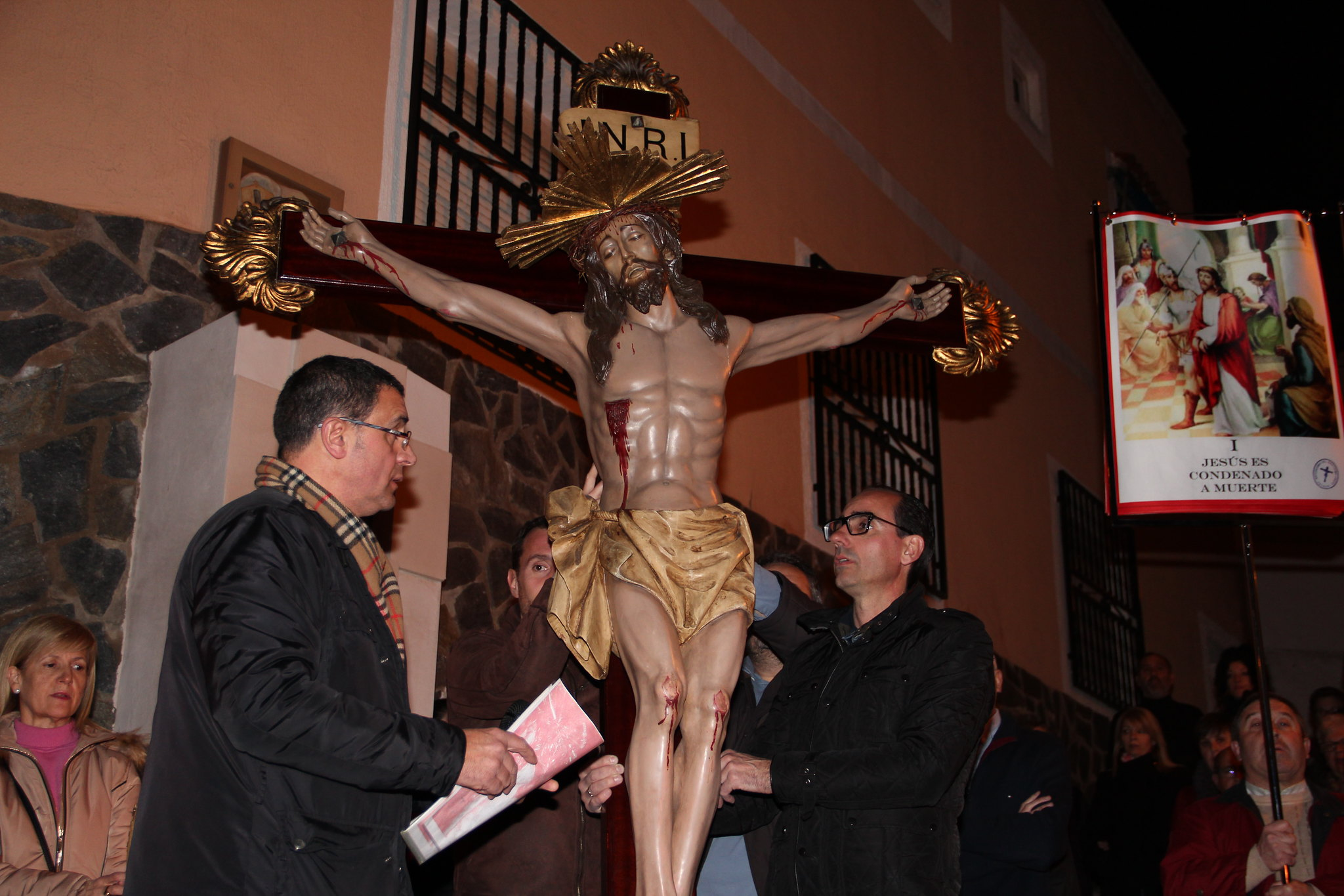 (2016-03-18) - VII Vía Crucis nocturno - Antonio José Verdú Navarro (017)