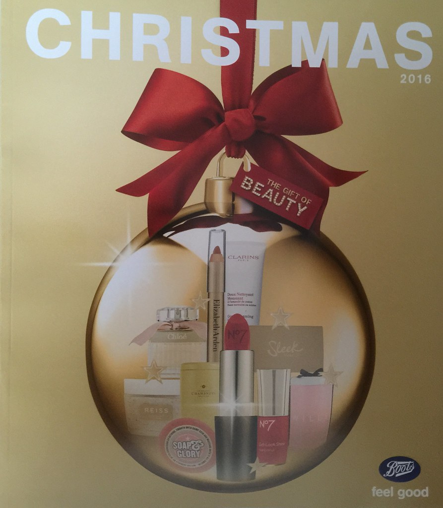 Christmas Gift Guide Catalogue.Boots Ireland Christmas Catalogue Gift Guide 2016 Flickr
