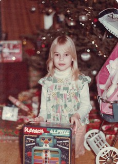 1978, Christmas, Jessica | by mcperegoy77
