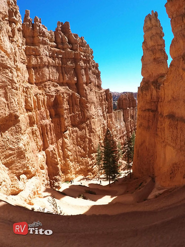 Tue, 11/22/2016 - 21:04 - HIke through Bryce Canyon National Park