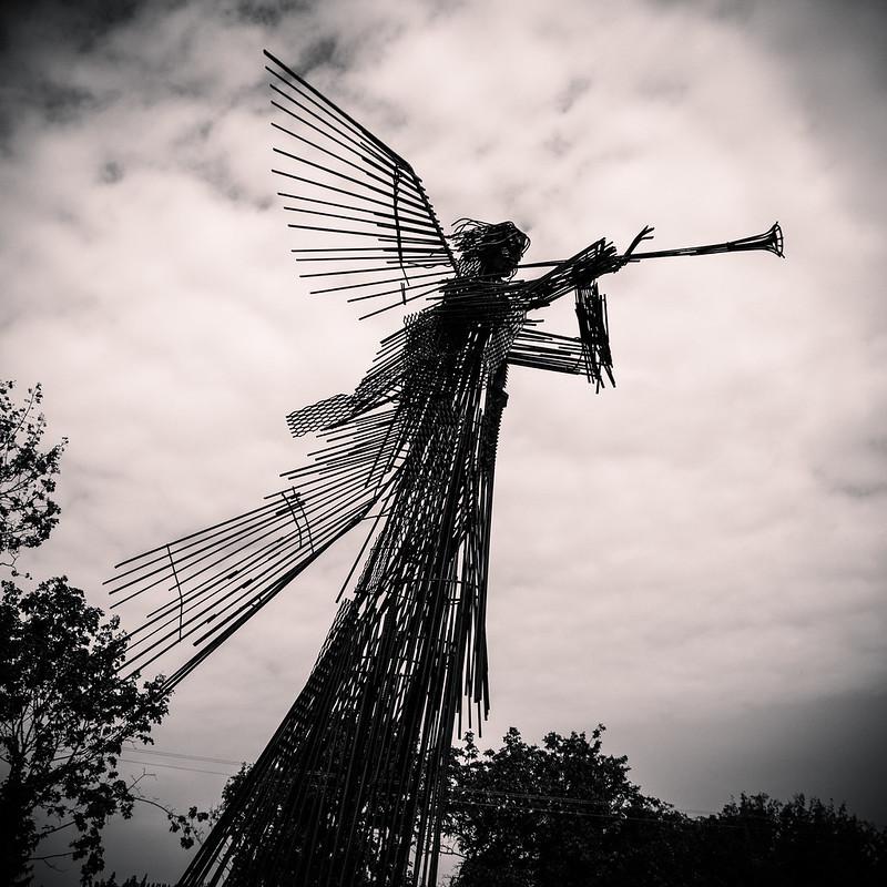 Trumpeting Angel of Chernobyl
