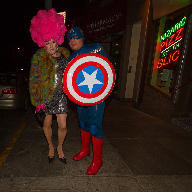 SF Halloween 2013: duo