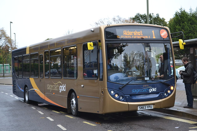 Stagecoach South East 27918 SN63YPU