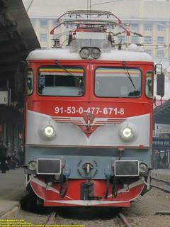 CFR Calatori 91-53-0-477-671-8   by Ilie Alex