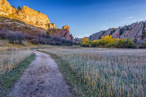 landscape colorado
