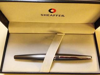Sheaffer Taranis Fountain Pen | by GourmetPens