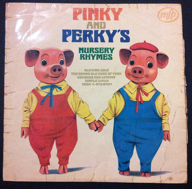 Pinky and Perky's Nursery Rhymes