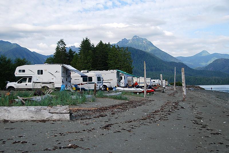 Fuld hookup campingpladser vancouver island