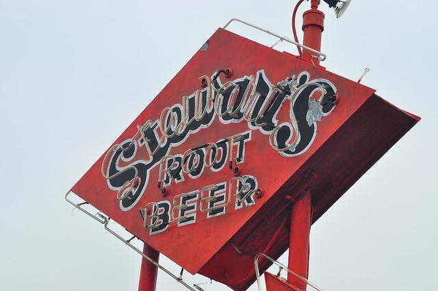 Stewart's Root Beer Drive In