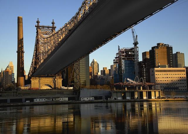 I am the queen ~ Queensboro Bridge shot with the Vision Explorers NYC 2014.....sunrise 5:30am. ~ EXPLORE