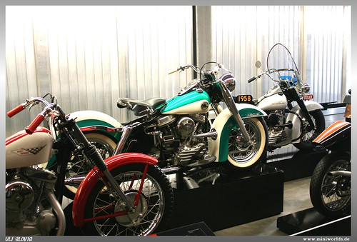 Harley Davidson Museum | by uslovig