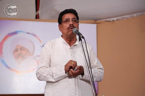Charan Dass from Faridabad expresses his views