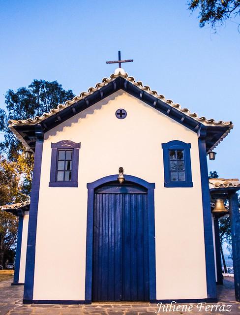 Igrejinha de Santa Helena - Sete Lagoas - Minas Gerais - Brasil