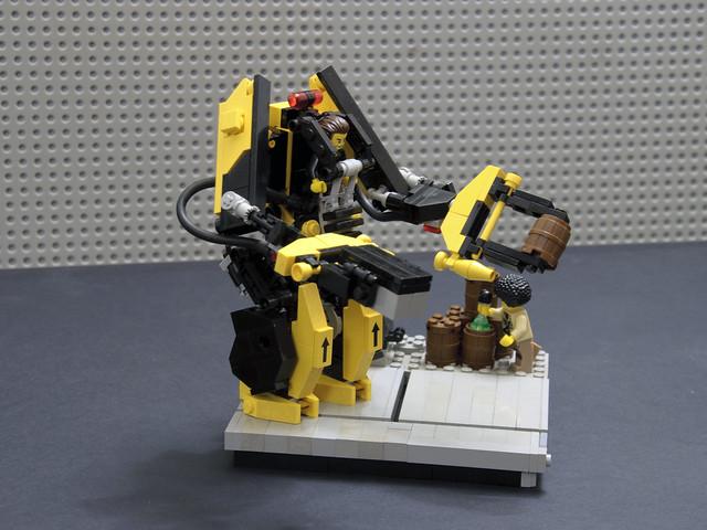 Custom Power Loader rebuilt