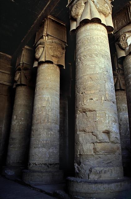 Ägypten 1999 (526) Tempel von Dendera