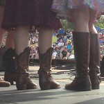 Sat, 03/08/2013 - 4:45pm - These boots belong to Red Molly