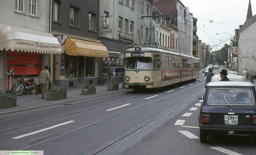 Kvb Rodenkirchen