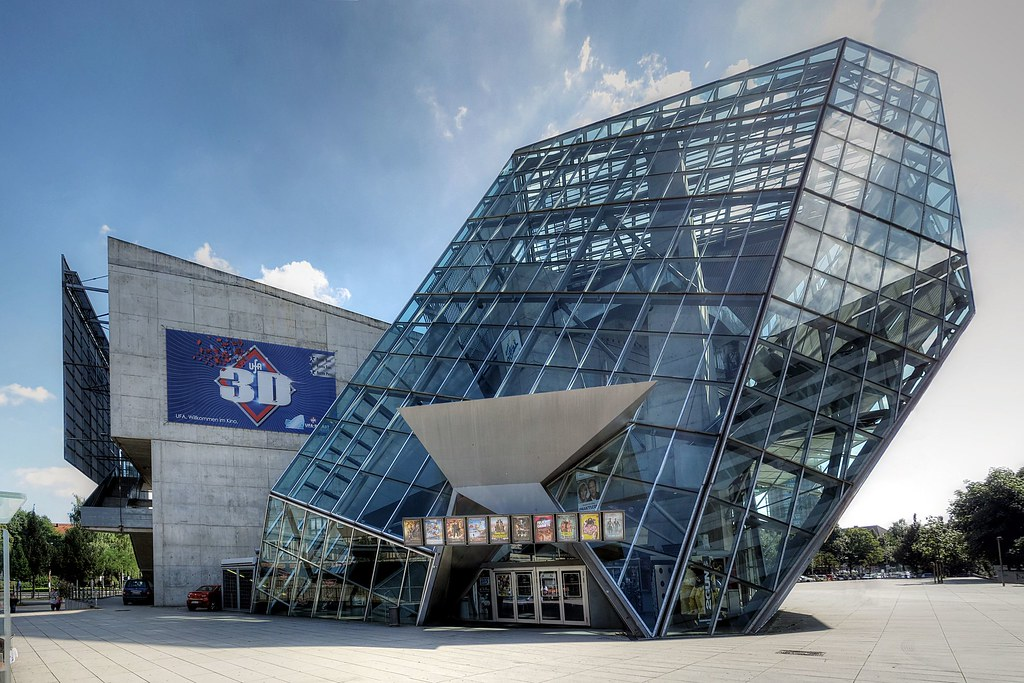 Ufa-Kristallpalast