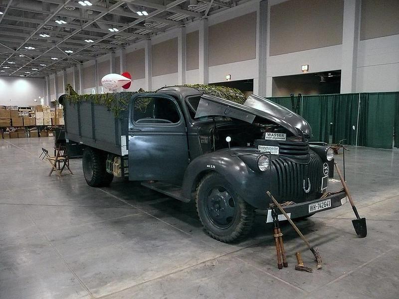 Chevrolet 1.5 Ton Truck (1)