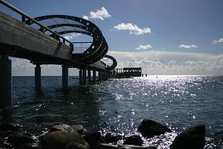 pier of Kellenhusen