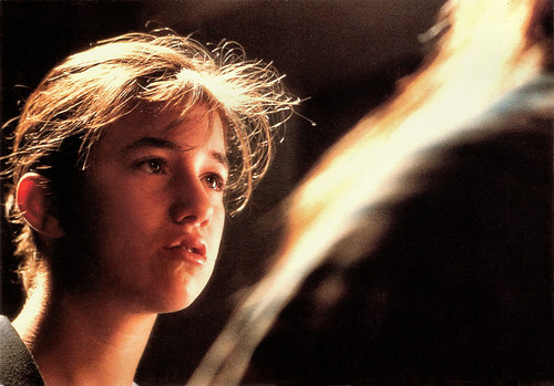 Charlotte Gainsbourg in Charlotte for Ever (1986)