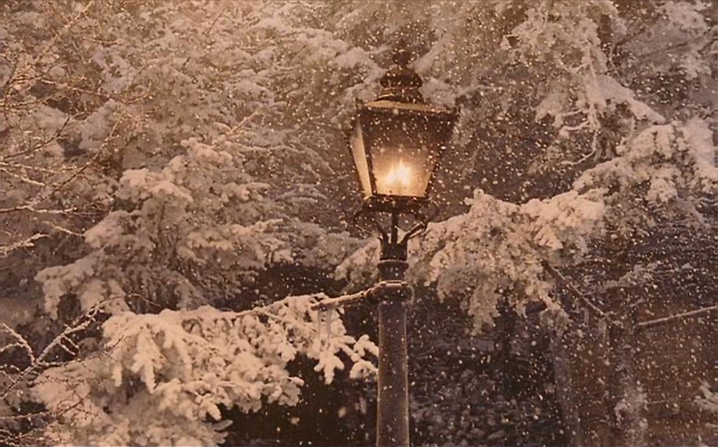 Lamppost of Narnia | The Chronicles of Narnia: The Lion