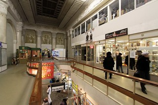 Retail stores retrofitted into the Central Pavilion | by Marcus Wong from Geelong
