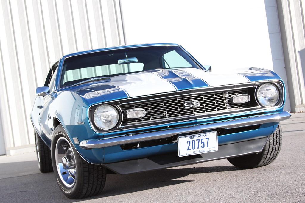 68 Camaro Restoration   68 Camaro Restoration   Flickr