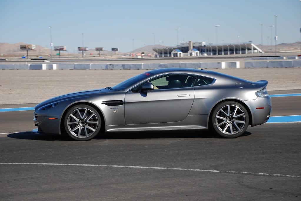 Las Vegas Exotics Racing Juli In The Aston Martin Vant Flickr