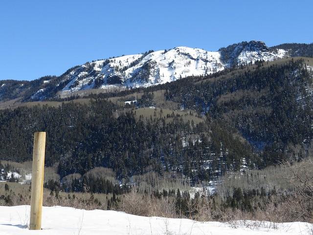 At Cumbres Pass