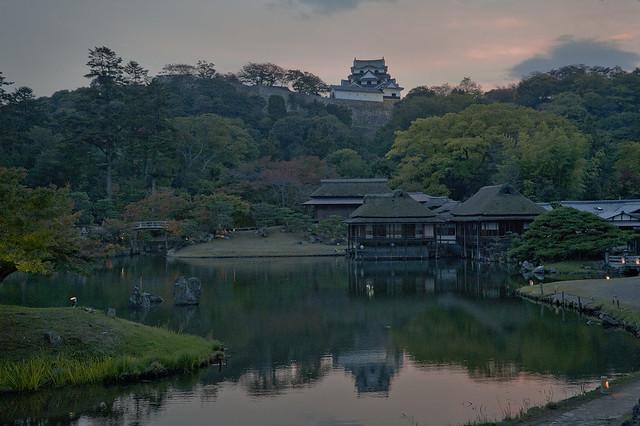Hikone Genkyūen 10 彦根 玄宮園