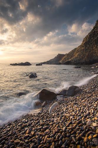 sea seascape beach water canon landscape hongkong 5dmarkiii
