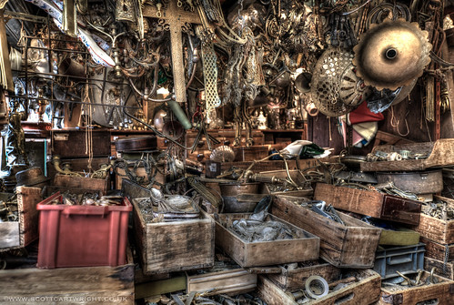 Brass Shop HDR