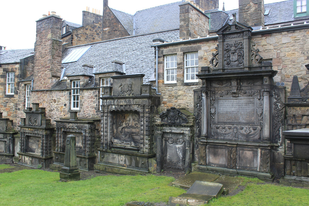 Image result for Greyfriars Kirkyard edinburgh