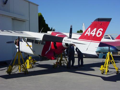 CDF O-2A N474DF / 68-11042 (2)