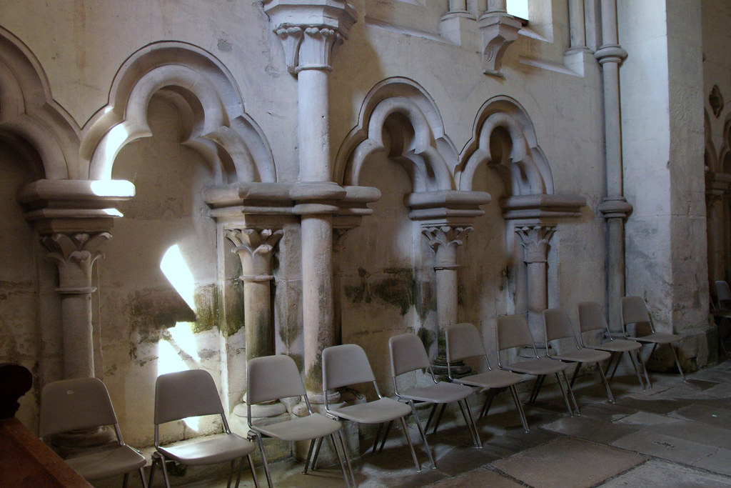Klosterkirche Ebrach, Michaelskapelle, Langschiff | Die Mich