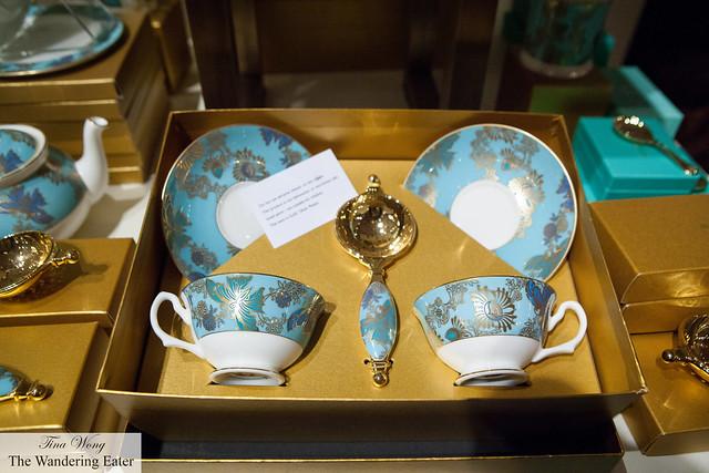 Stunning tea set
