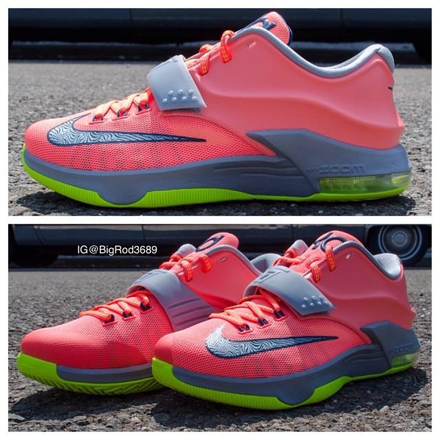 pretty nice 09839 18e21 ... Nike KD 7 VII